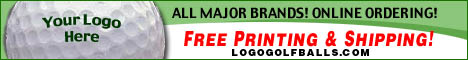 Personalized and logo golf balls & gifts