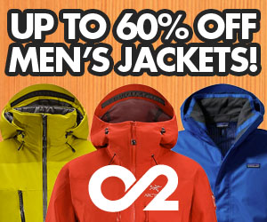 Save Up to 60% on Men's Winter Clothing at o2gearshop.com! Fast, Free Shipping on Orders Over $49!