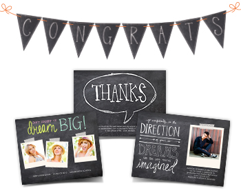 Free printable graduation banner from Smilebox.