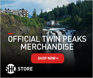 Shop the Official Twin Peaks Store Today!