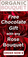 Free Chocolate with any Easter Bouquet