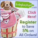 Babybasket.com - Register Today to Save 5%.