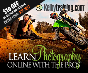 KelbyTraining.com -Learn Photography Online with the Pros