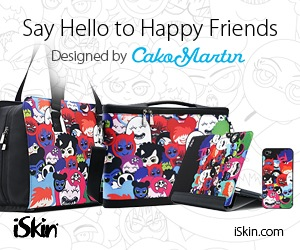 Happy Friends Collection for iPhone 4/4S and iPad