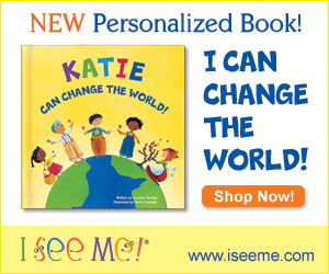 Personalized Books from ISeeMe
