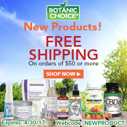 Shop new products at Botanic Choice