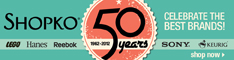 Shopko's 50th Birthday Sale!!!