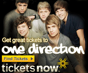 One Direction Concert Show Date