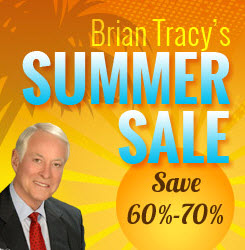 Brian Tracy's Summer Sale