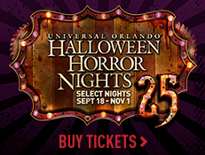 Universal Orlando Halloween Horror Nights - Buy Now & Save on Tickets!