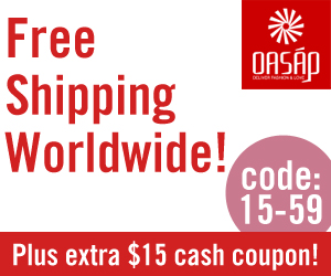 Oasap Coupon | Countdown to Christmas Deals