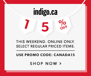 Take 15% Off with code CANADA15