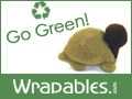 Environmentally friendly products at Wrapables.com