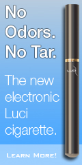No Odors, No Tar with LUCI