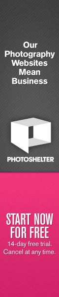 PhotoShelter: Show & Sell Photos Online $1 Trial