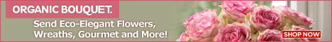 שלח פרחים אקו-אלגנטי