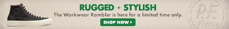 PF Flyers Workwear Rambler