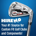 Hireko #1 Source For Golf Clubs and Golf Component