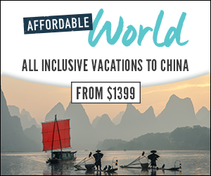 Vacation Packages China