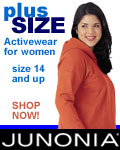Junonia Plus Size Activewear for Women