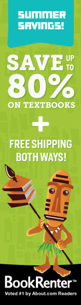 Free Shipping at BookRenter.com
