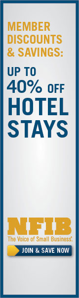 NFIB gives discounts on hotel stays