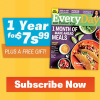 EveryDay with Rachael Ray Magazine (Print)