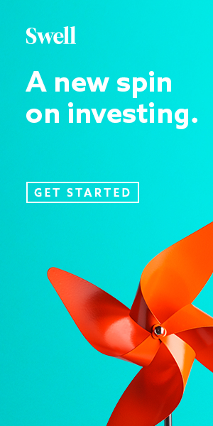 Care about creating a greener world? Now invest in it.