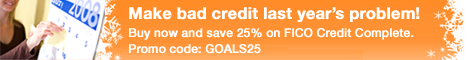 Make Bad Credit Last Year's Problem!