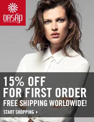 Oasap affiliate, women online store