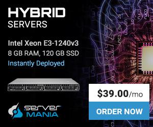 New Hybrid Smart Servers