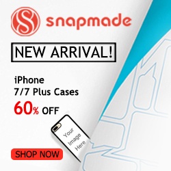 Snapmade New Arrival - iPhone 7 Cases 60% OFF - 250*250
