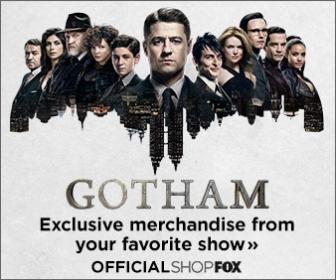 Visit the Official FOX Shop for Exclusive Gotham Merchandise