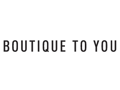 Boutique To You Logo