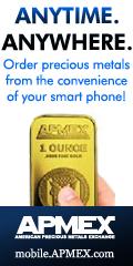 APMEX.com Mobile Website