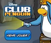 jeu en ligne  : Club Penguin
