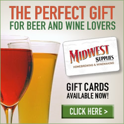 Give the Perfect Gift this year with Gift Cards from MidwestSupplies.com!