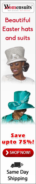Beautiful Easter Hats and Suits at Womensuits.com!