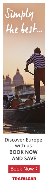 Discover Europe with Trafalgar Tours