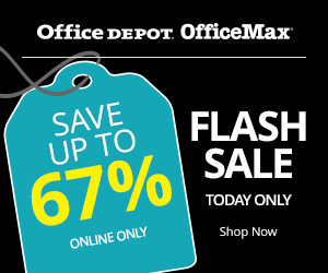 Flash Sale! Monday Only! Save up to 67%