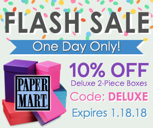 10% Off Deluxe 2-Piece Boxes!