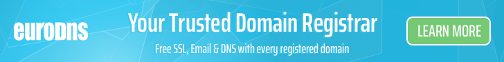 EuroDNS - Your trusted domain registrar