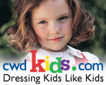 CWD dresses kids like kids
