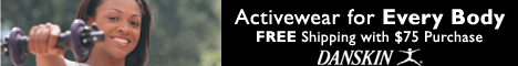 Free Shipping on Fitness, Dance, and Yoga Apparel