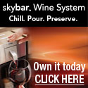 SkyBar™ Wine System- Great Price + Free Shipping!