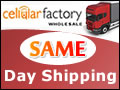 Same Day Shipping at CellularFactory.com!