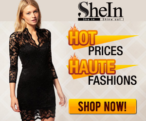 Hot Prices, Haute Fashion at SheInside