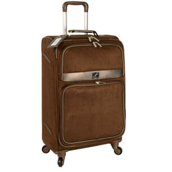 Holiday Special: Diane von Furstenberg Viaggi 24 inch Spinner Suitcase Now Only $89.95 Org. $280.00 Plus Free Shipping Use Promo Code DVF2 at checkout.