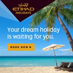 Etihad Holidays Hotels