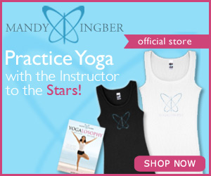 Practice Yoga with the Instructor to the Stars!